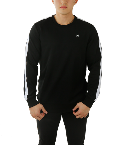 UNISEX FASHION SWEATSHIRT - TONE BLACK