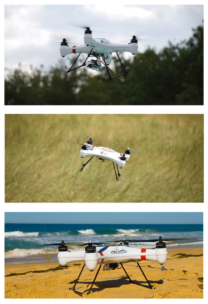 Action Gear Australia Splash Drone