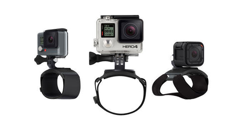 GoPro - The Strap (Hand, Wrist, Arm & Leg Mount)