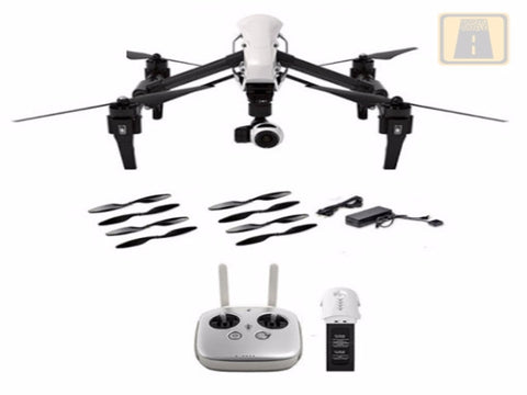 DJI Inspire 1 V2.0 with Single Remote