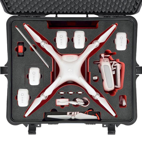 HPRC DJI Phantom 4 Wheeled Protective Hard Case