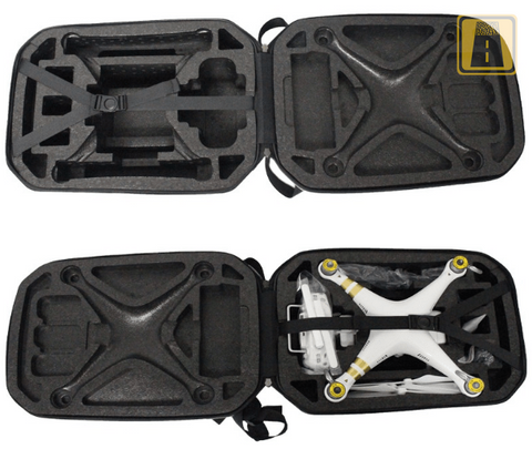 Phantom 3 Hardshell Black