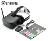Eachine VR-007 5.8G 40CH FPV Goggles Video Glasses 4.3 Inch With 7.4V 1600mAh Battery