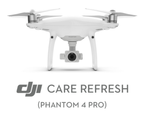 DJI CARE REFRESH (PHANTOM 4 PRO) - EXTRA WARRANTY