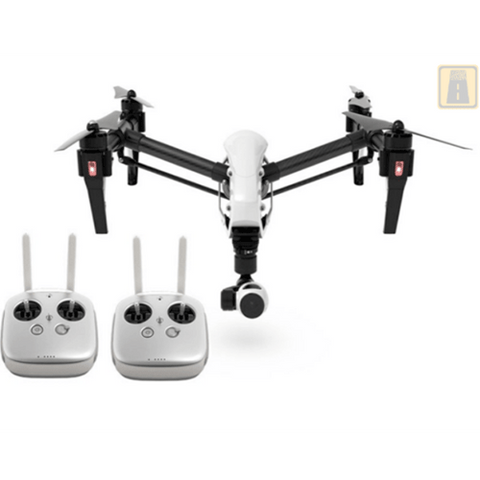 DJI Inspire 1 V2.0 with Dual Remote