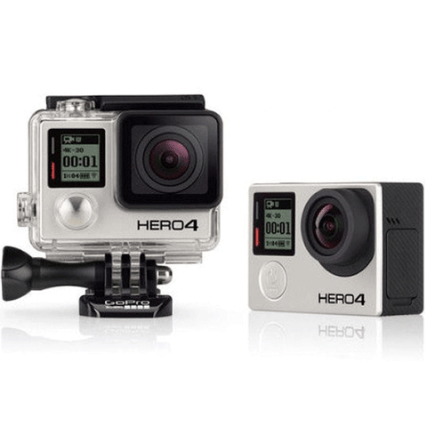 GoPro Hero 4 Black - Music Edition (One Left)