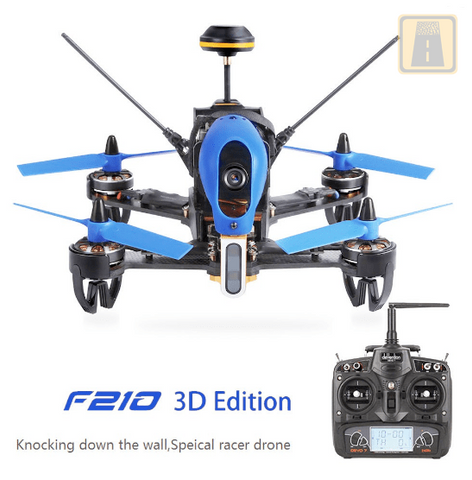 Walkera F210 3D EDITION RTF with OSD