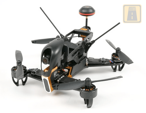 Walkera F210 Racing Drone BNF with OSD