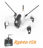 Walkera - Rodeo 150 RTF - Black