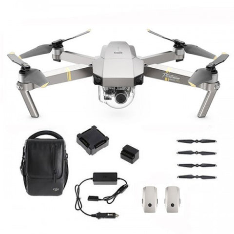 ACTION GEAR AUSTRALIA MAVIC PRO PLATINUM - FLY MORE COMBO