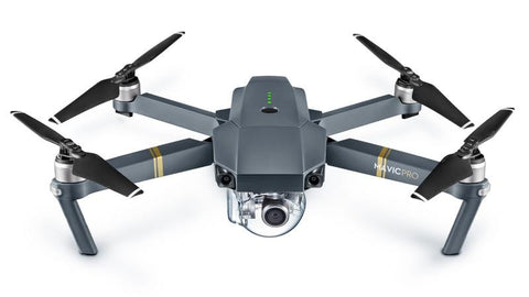 DJI MAVIC PRO WITHOUT CONTROLLER