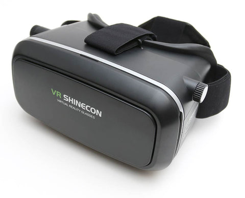 3D Virtual Reality VR SHINECON Glasses