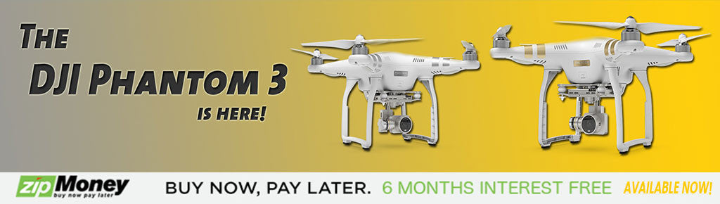 Action Gear Australia - DJI Phantom 3