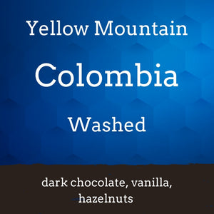 Yellow Mountain - Colombia