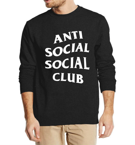 ANTI SOCIAL SWEATSHIRT FOR HIM