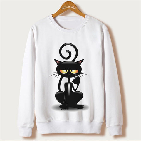 CAT CLAWS SWEATSHIRT FOR HER
