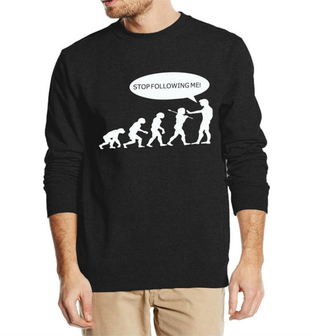 CAVEMAN EVOLUTION SWEATSHIRT FOR HIM