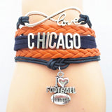 Chicago Fan Bracelet