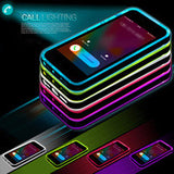 LED LIGHTS IPHONE COVER