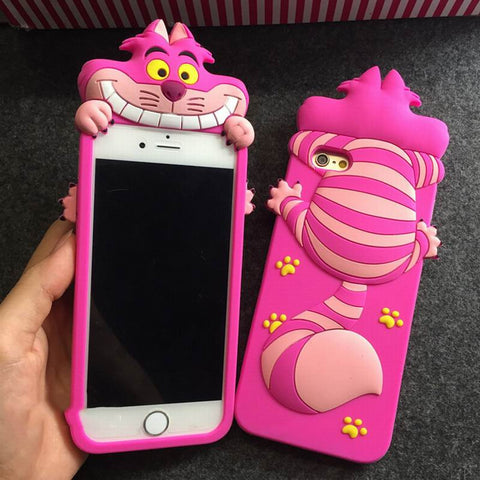 COOL CAT IPHONE COVER