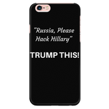 HACK HILLARY IPHONE COVER
