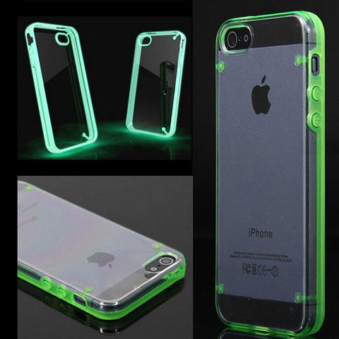 GLOW IN THE DARK IPHONE COVER