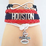 Houston Fan Bracelet