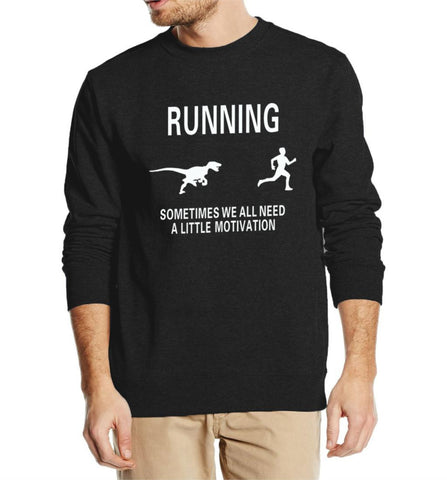 RUNNING SWEATSHIRT FOR HIM