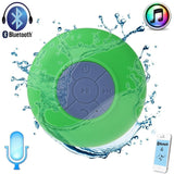 WATERPROOF BLUETOOTH PHONE RECEIVER & SPEAKER