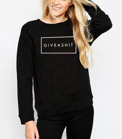 GIVE SWEATSHIRT FOR HER
