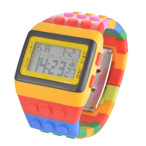 LED RAINBOW WATCH
