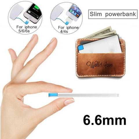 ULTRA THING POWER BANK 6.6 MM