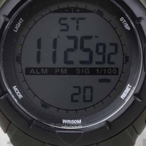 50 METERS WATERPROOF WATCH