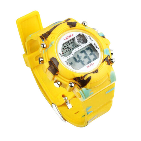 SPORT SILICONE WATCH