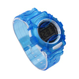 TRANSPARENT PARADISE WATCH