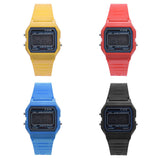 RUBBER LED SPORT WATCH