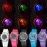 OHSEN BACKLIGHT LED WATCH