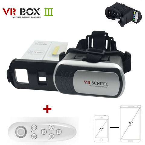 3D VIRTUAL REALITY HEADSET MULTI-COMPATIBLE