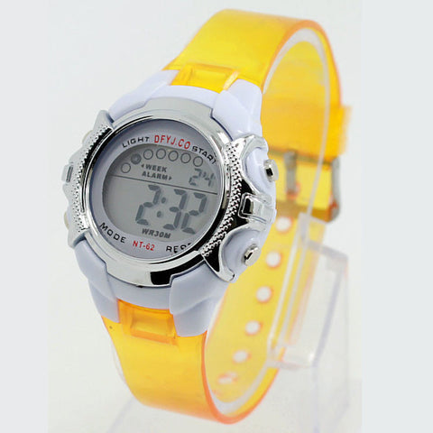 MULTIFUNCTION SPORT LED WATCH