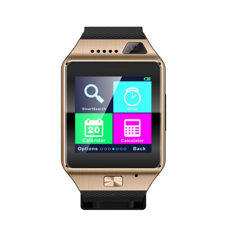 BLUETOOTH SMART WATCH MULTI-COMPATIBLEW SIM SLOT