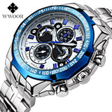LUXURY WATERPROOF QUARTZ WATCH