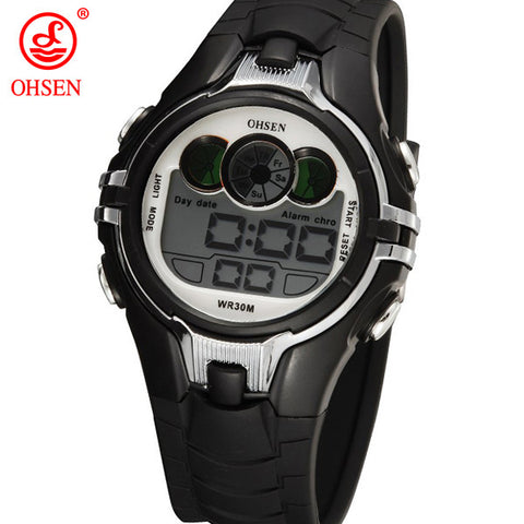 OHSEN CHRONOGRAPH WATCH