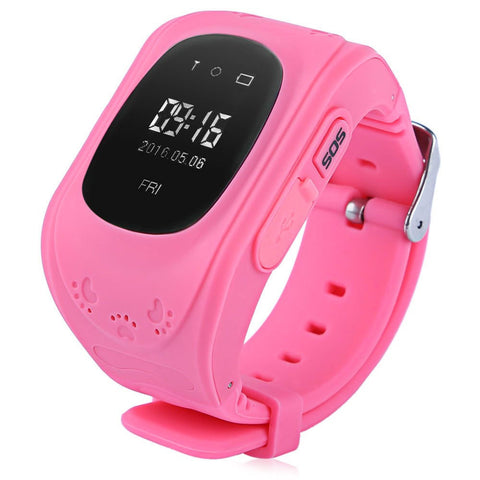 SMART SAFE KID GPS WATCH