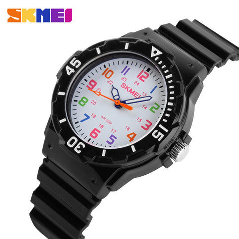 WATERPROOF JELLY WATCH