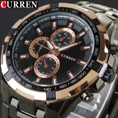 CURREN TOP LUXURY WATCH