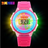 SKMEI BACK LIGHT WATCH