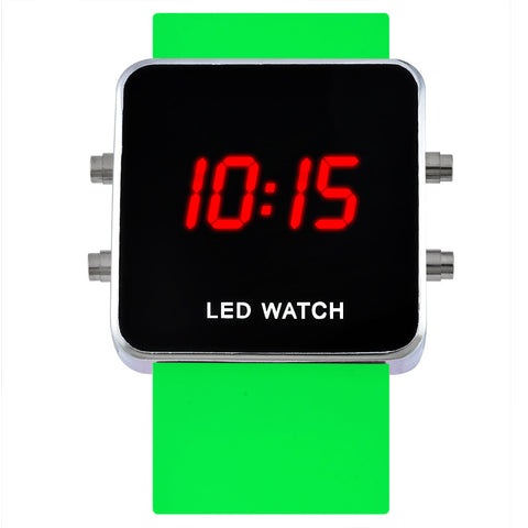FUNIQUE NEON COLOR WATCH
