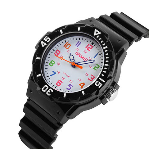SHOCK RESISTANT WATCH