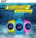GPS SMART WATERPROOF WATCH