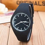 GENEVA JELLY QUARTZ WATCH